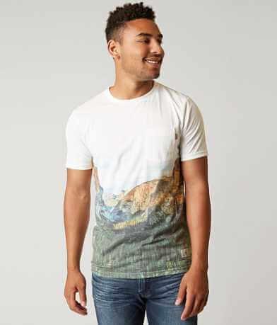 Hippy Tree Granite T-Shirt