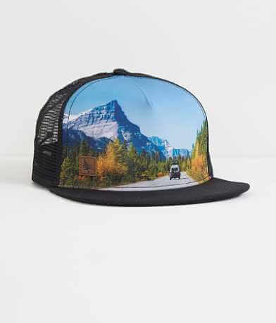 Hippy Tree Alberta Trucker Hat