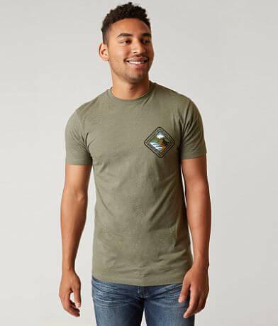 HippyTree Land Mass T-Shirt
