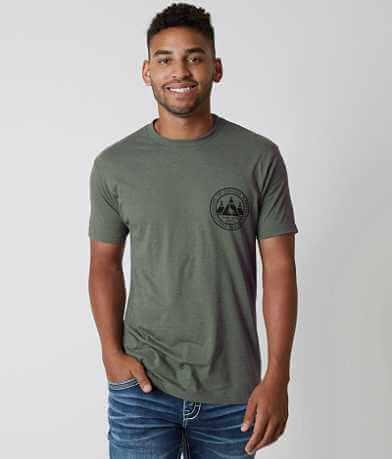 Hippy Tree Village T-Shirt