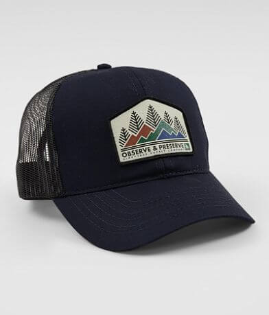 HippyTree Heritage Trucker Hat