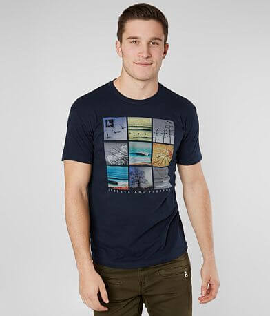 HippyTree Gridpoint T-Shirt