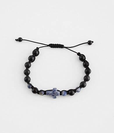 BKE Beaded Stone Bracelet