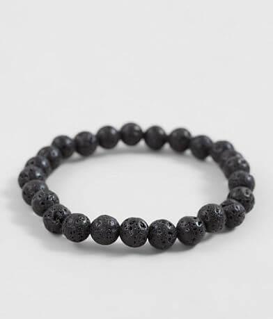 BKE Lava Stone Bracelet