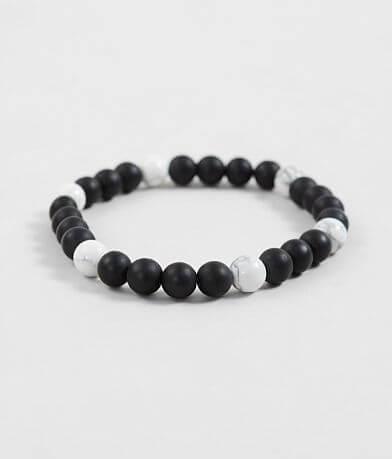 BKE Marble Bead Bracelet