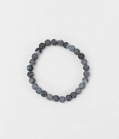 BKE Grey Agate Bracelet