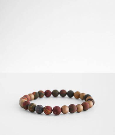 BKE Earth Tone Beaded Bracelet