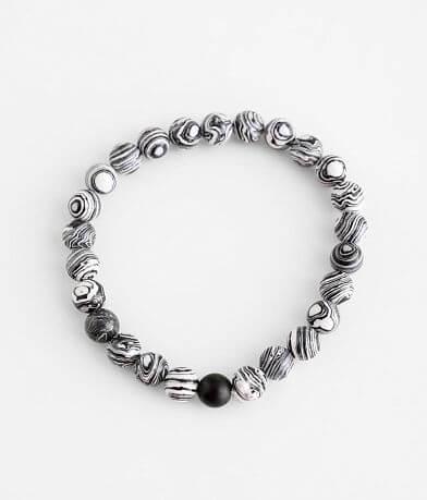 BKE Marble Swirl Beaded Bracelet