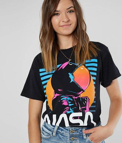Goodie Two Sleeves NASA T-Shirt
