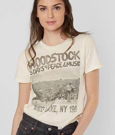 Goodie Two Sleeves Woodstock T-Shirt