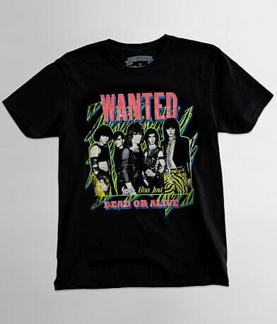 Goodie Two Sleeves Bon Jovi Band T-Shirt