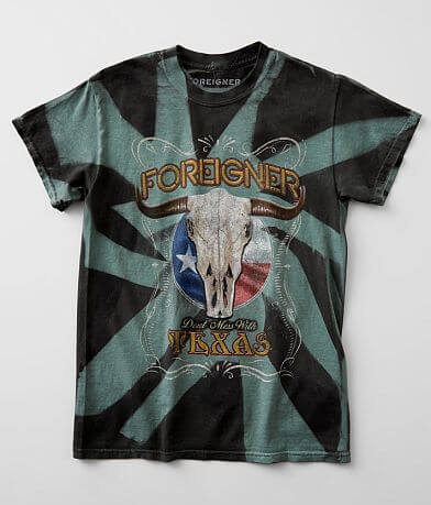 Foreigner Don't Mess With Texas T-Shirt