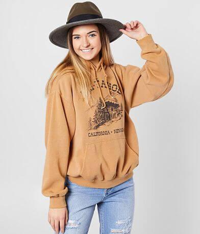 Goodie Two Sleeves Ski Tahoe Hooded Sweatshirt