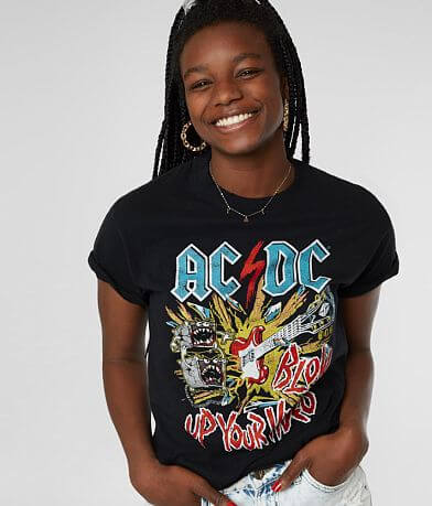 Goodie Two Sleeves ACDC® Band T-Shirt