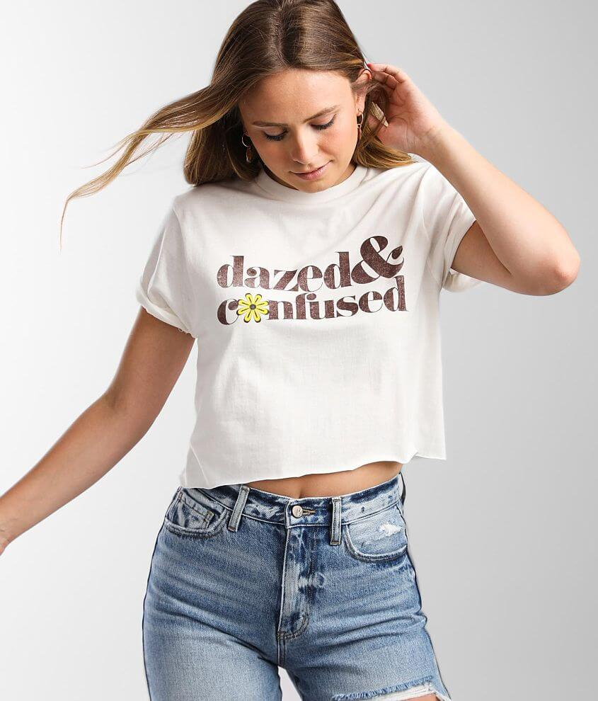Goodie Two Sleeves Dazed & Confused T-Shirt front view