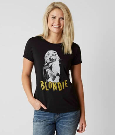 Goodie Two Sleeves Blondie Band T-Shirt