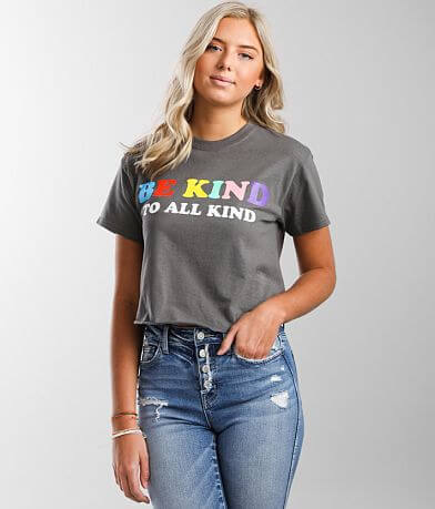 Goodie Two Sleeves Be Kind To All Kind T-Shirt