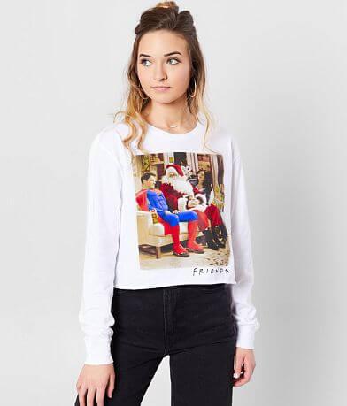 Friends Superman Santa T-Shirt