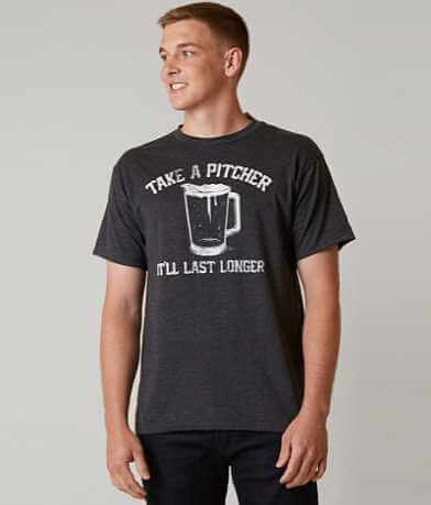Goodie Two Sleeves Take A Pitcher T-Shirt