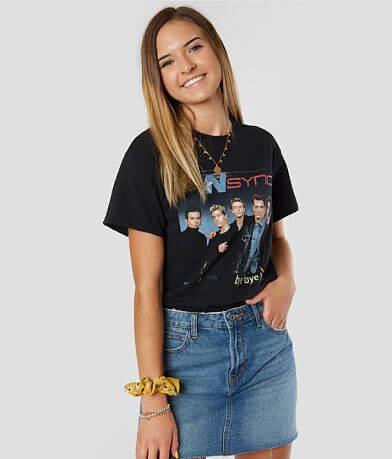 Goodie Two Sleeves *NSYNC Band T-Shirt