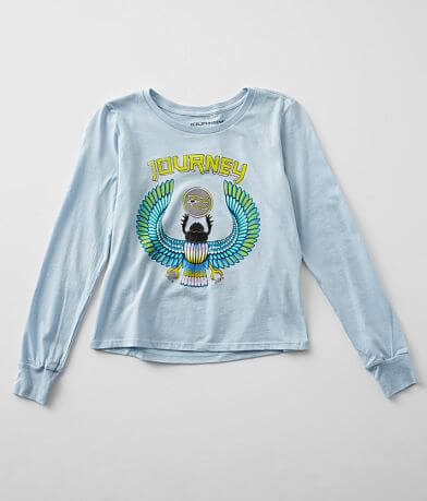 Girls - Goodie Two Sleeves Journey T-Shirt