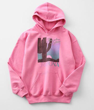 Girls - Goodie Two Sleeves Arizona Sweatshirt