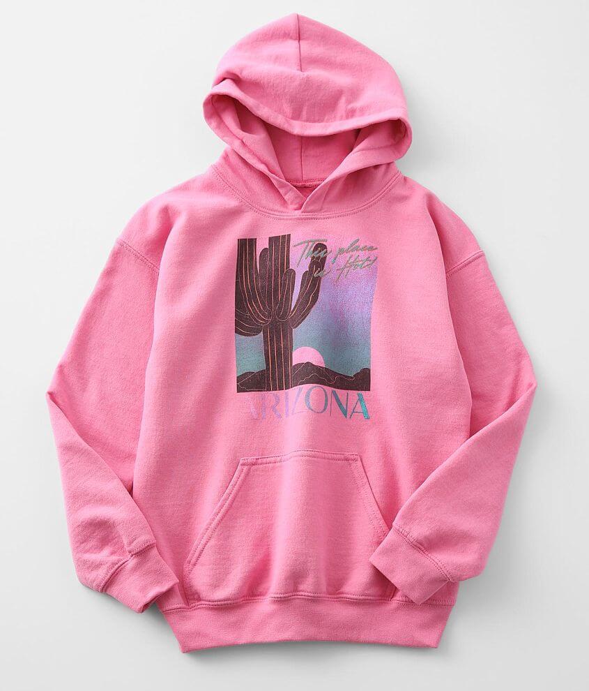Girls - Goodie Two Sleeves Arizona Sweatshirt front view