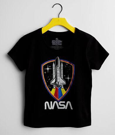 Girls - Goodie Two Sleeves NASA T-Shirt