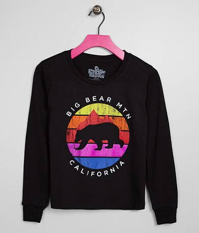 Girls - Goodie Two Sleeves Big Bear Mtn T-Shirt