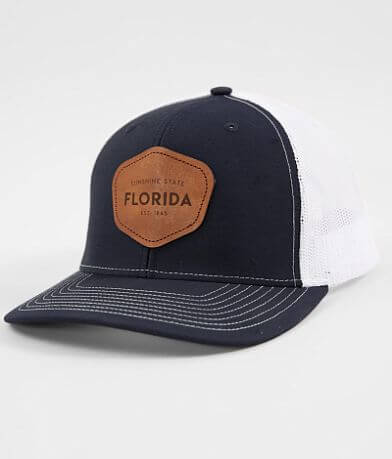 Home State Florida Trucker Hat