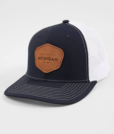 Home State Michigan Trucker Hat