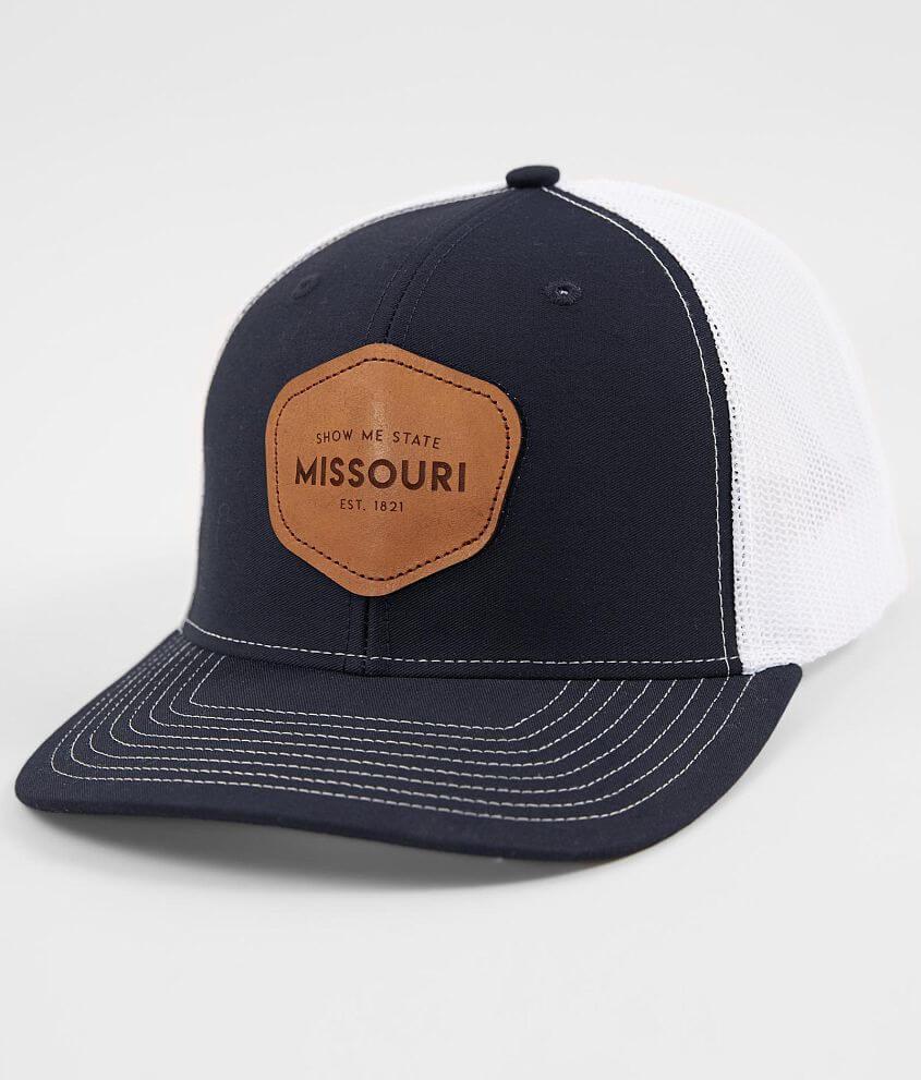 home® state Missouri Trucker Hat - Men s Hats in Navy White  3f4154a35f2