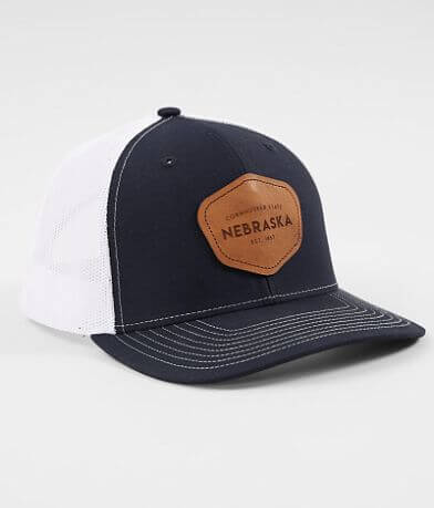 Home State Nebraska Trucker Hat