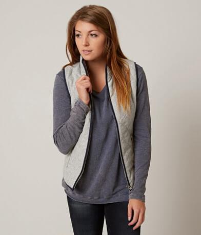 Honey Punch Wool Blend Vest