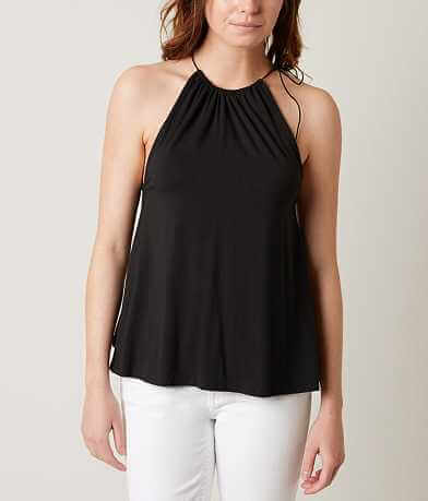 Honey Punch Solid Tank Top
