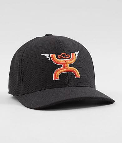 Hooey Gunner Stretch Hat