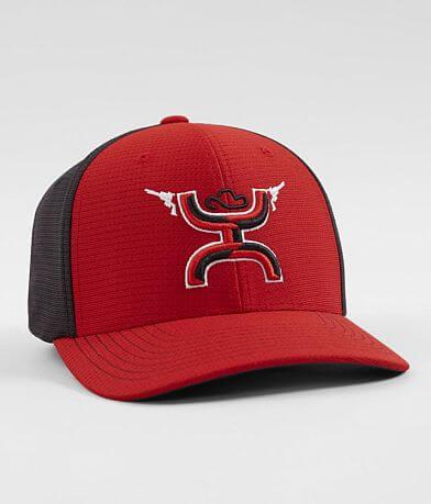 Hooey Gunner Stretch Hat