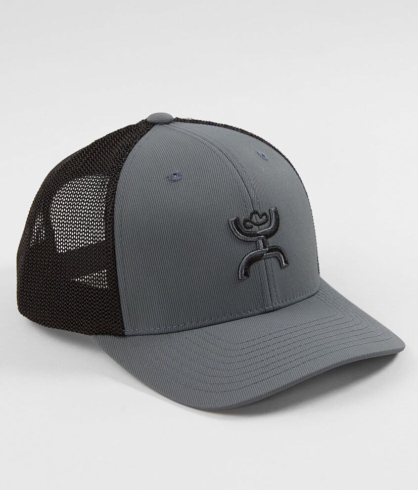 pretty nice 453ae 8a3e4 ... canada hooey chi trucker hat mens hats in grey buckle e2b75 9dc41