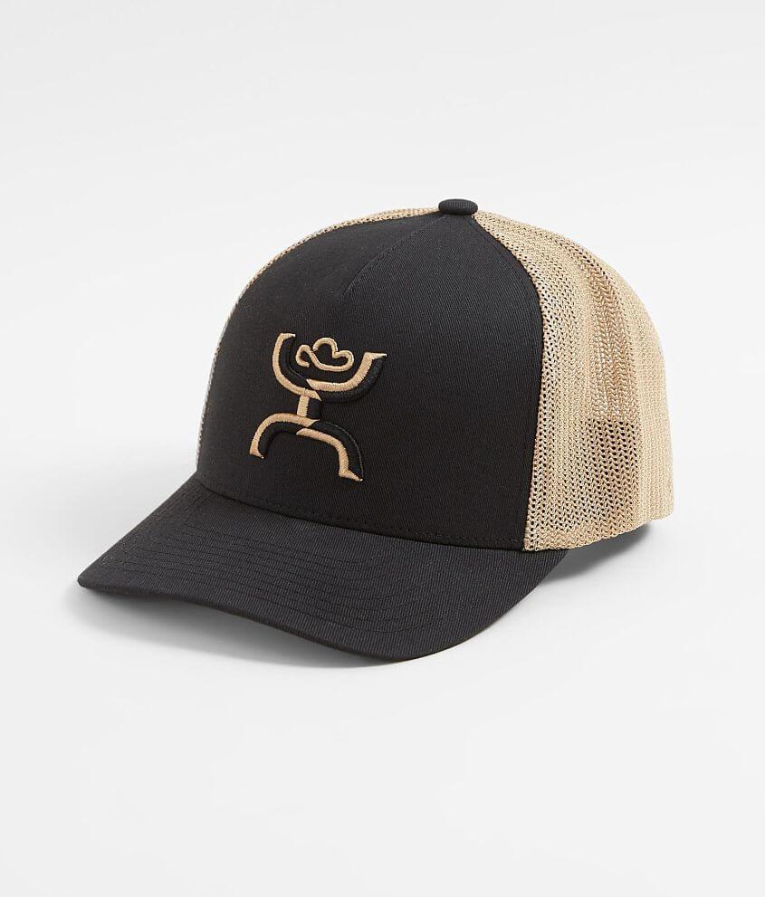 82e060955 ... germany hooey coach trucker stretch hat mens hats in black buckle 0e0b9  56da6