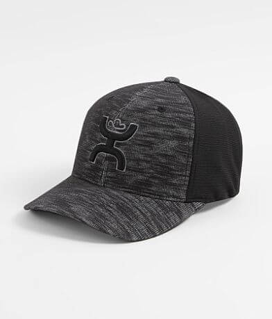 Hooey Ash Flexfit Stretch Hat