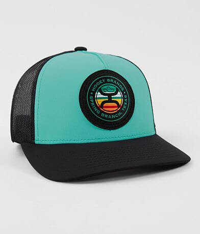Hooey Guadalupe Sunset Trucker Hat