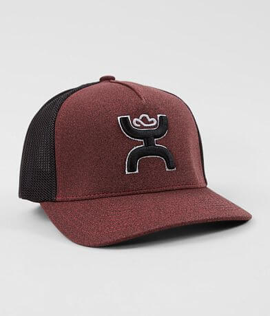 Hooey Coach Stretch Hat