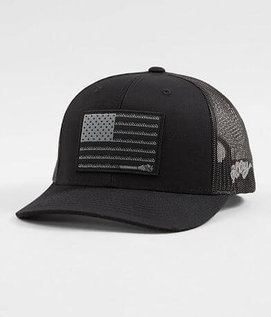 Hooey Liberty Roper Trucker Hat