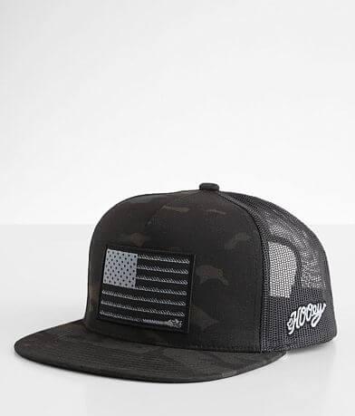 Hooey Liberty Roper Trucker Hat