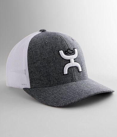 Hooey Logo Stretch Trucker Hat