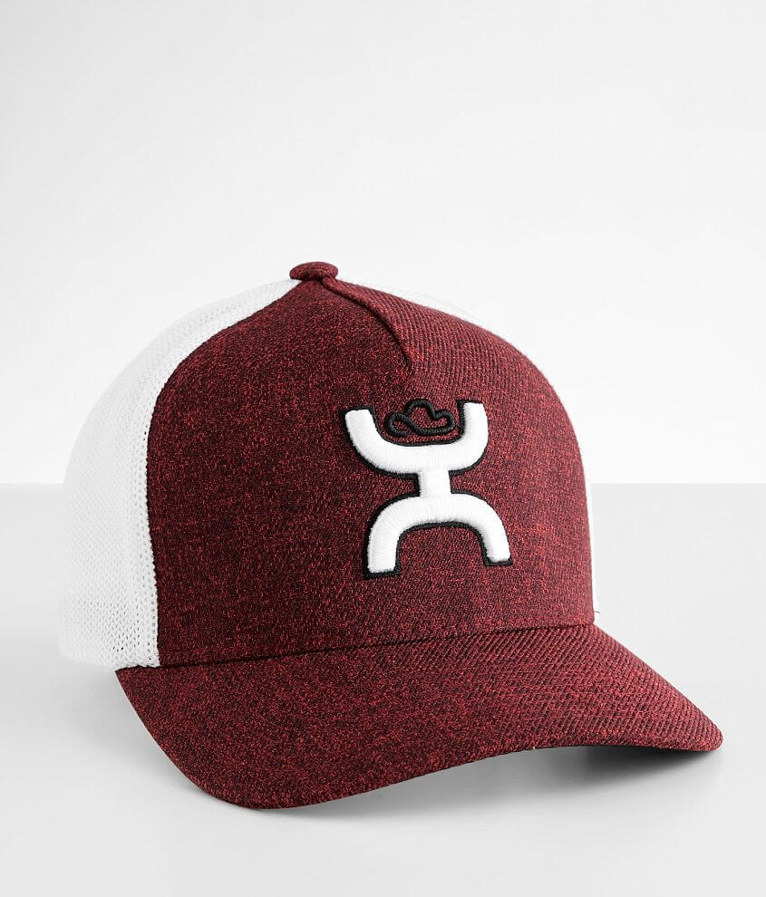 Hooey Coach Stretch Trucker Hat front view