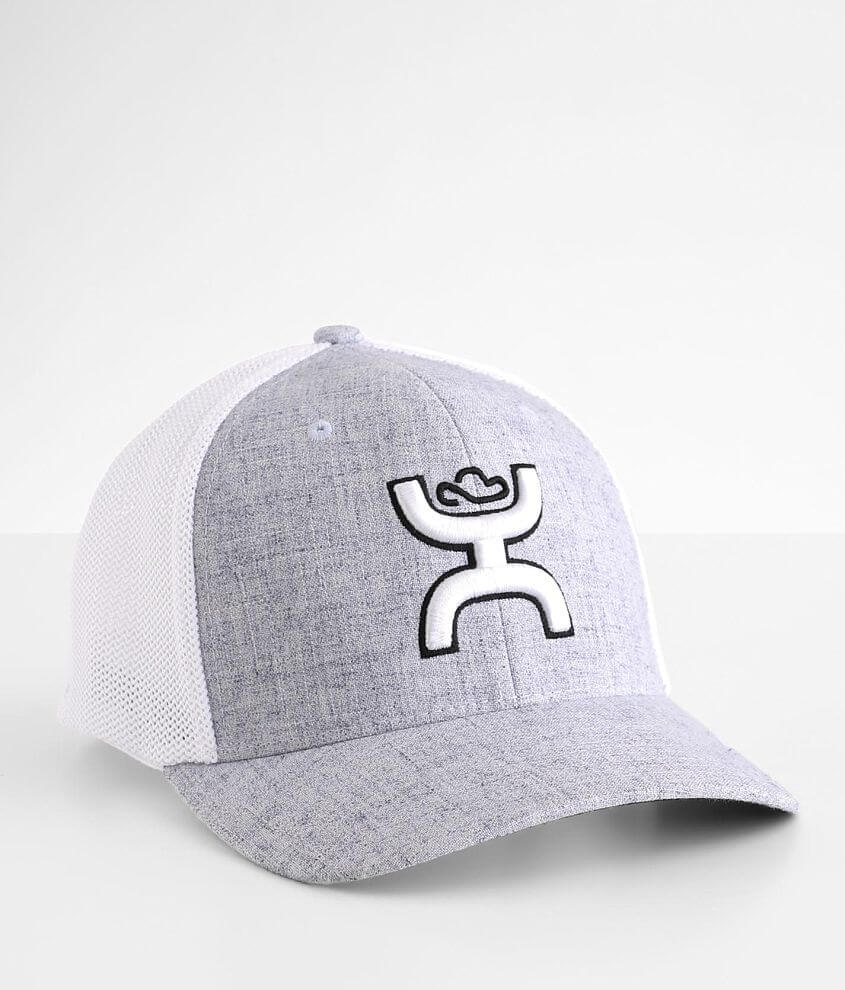 Hooey Cayman Stretch Trucker Hat front view