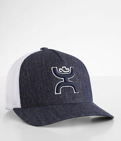 Hooey Coach Stretch Trucker Hat