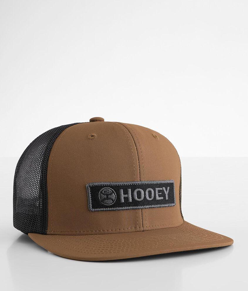 Hooey Lockup Trucker Hat front view