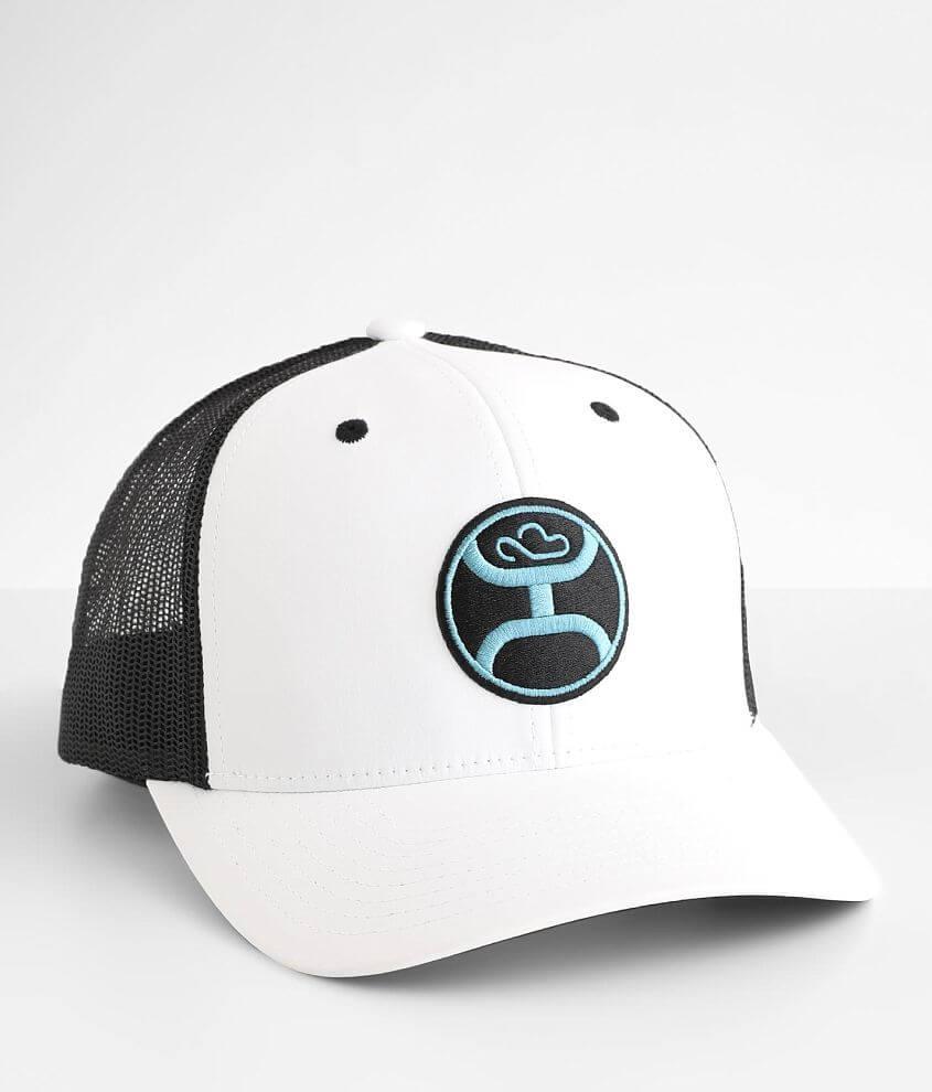 Hooey Prino Trucker Hat front view